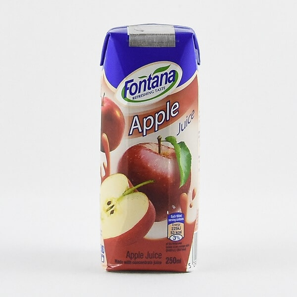 Fontana Apple Juice 250ml - in Sri Lanka