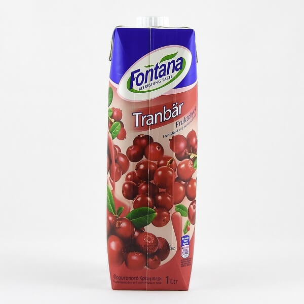 Fontana Cranberry Juice Drink 1l - in Sri Lanka