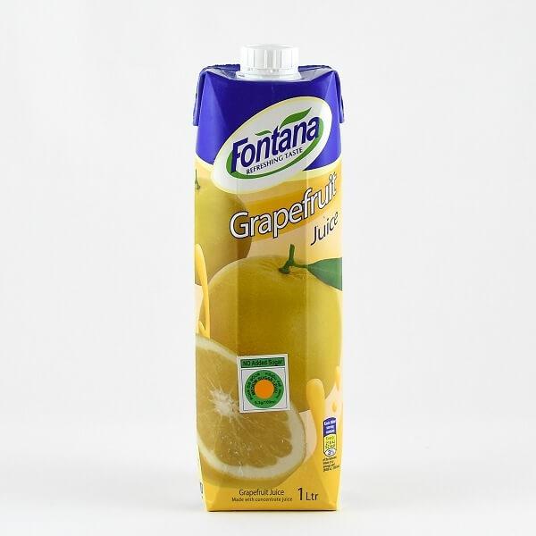 Fontana Grapefruit Juice 100% Natural 1l - in Sri Lanka