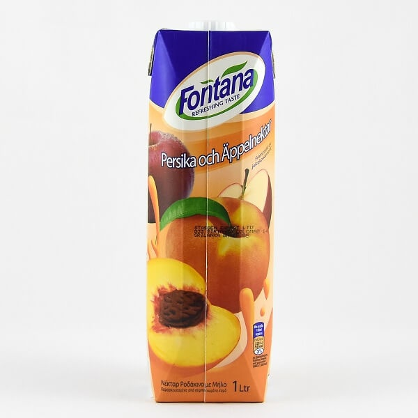 Fontana Peach Nectar 1l - in Sri Lanka