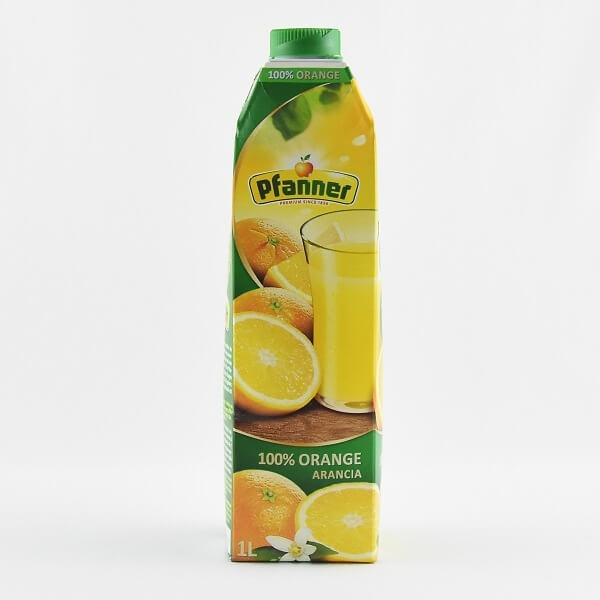 Pfanner Orange Juice 1l - in Sri Lanka
