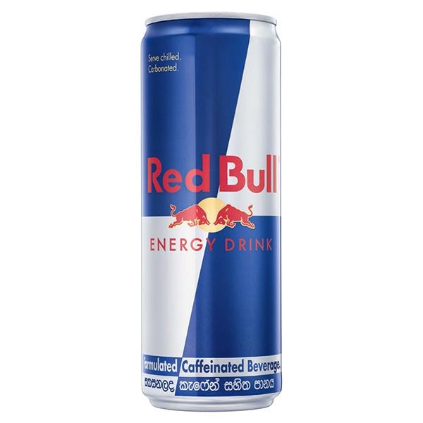 Red Bull Energy Drink 250Ml - RED BULL - Sport & Energy Drinks - in Sri Lanka