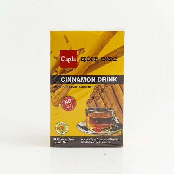 Capla Tea Cinnamon 40G - in Sri Lanka
