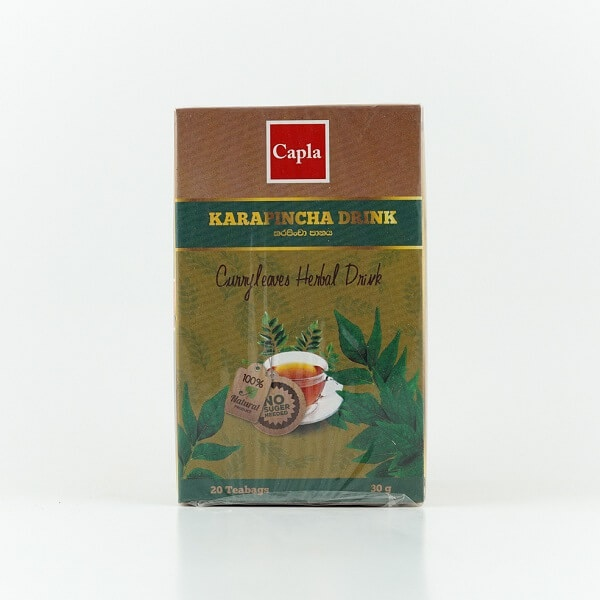 Capla Tea Karapincha 30G - in Sri Lanka
