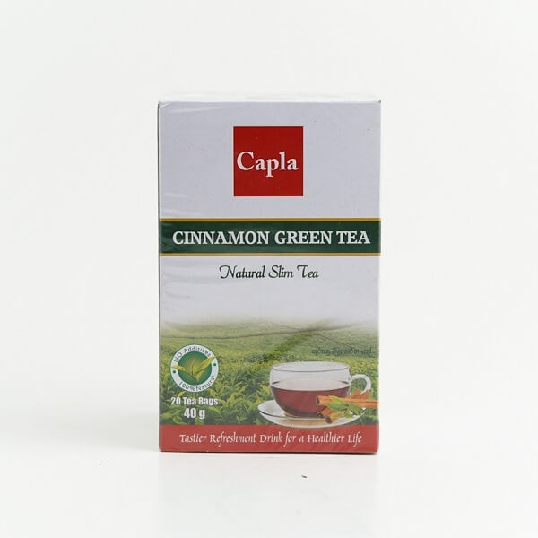 Capla Tea Cinnamon Green 40G - CAPLA - Tea - in Sri Lanka