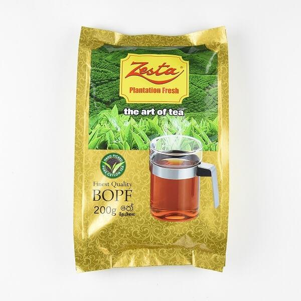 Zesta Tea 200G - in Sri Lanka