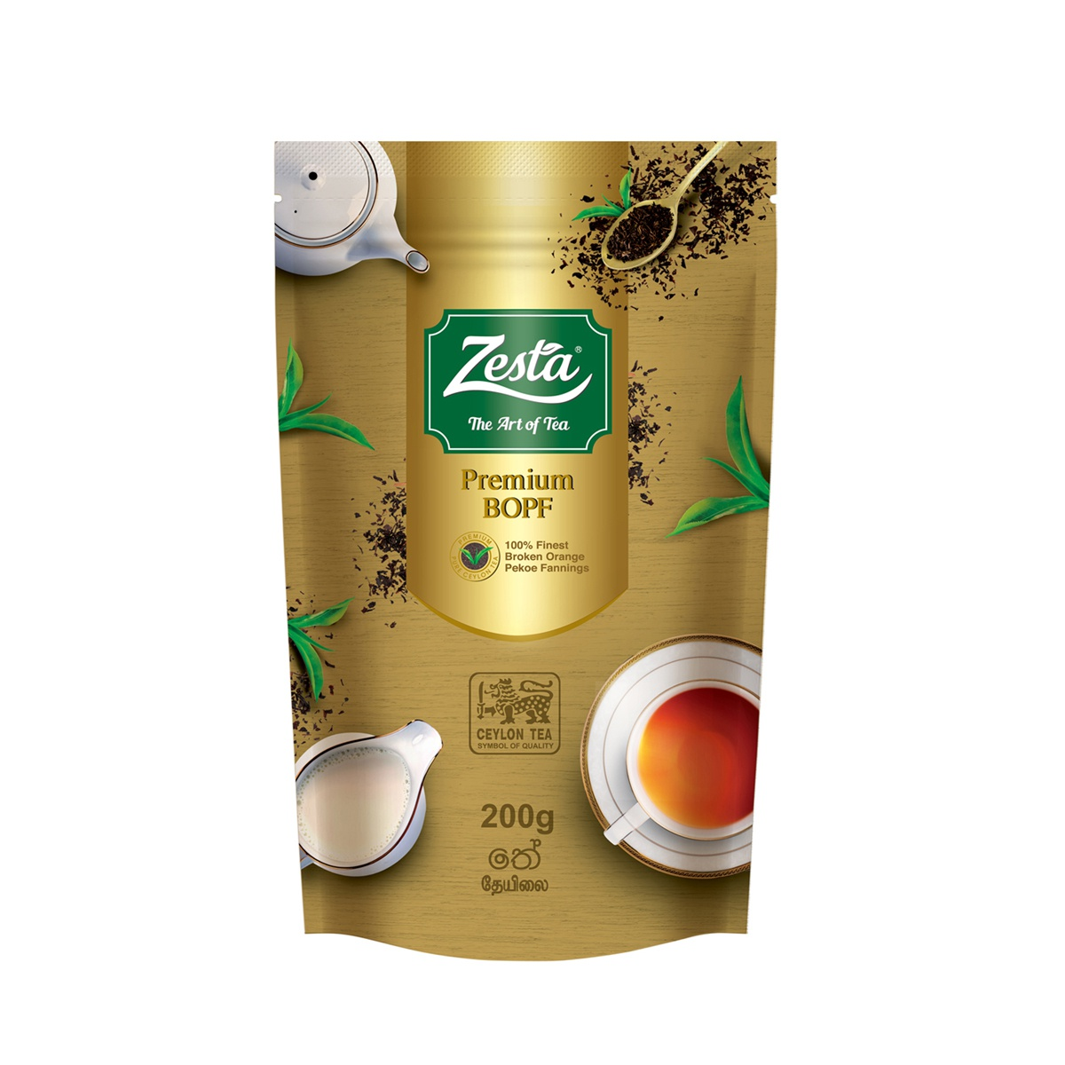 Zesta Tea 200G - in Sri Lanka