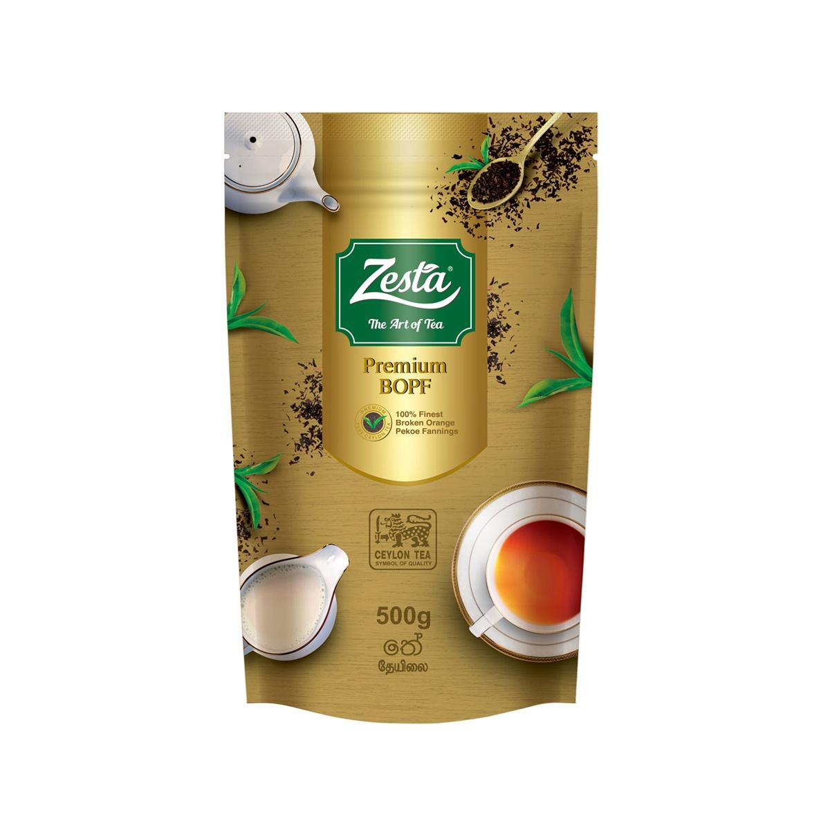 Zesta Tea 500G - ZESTA - Tea - in Sri Lanka