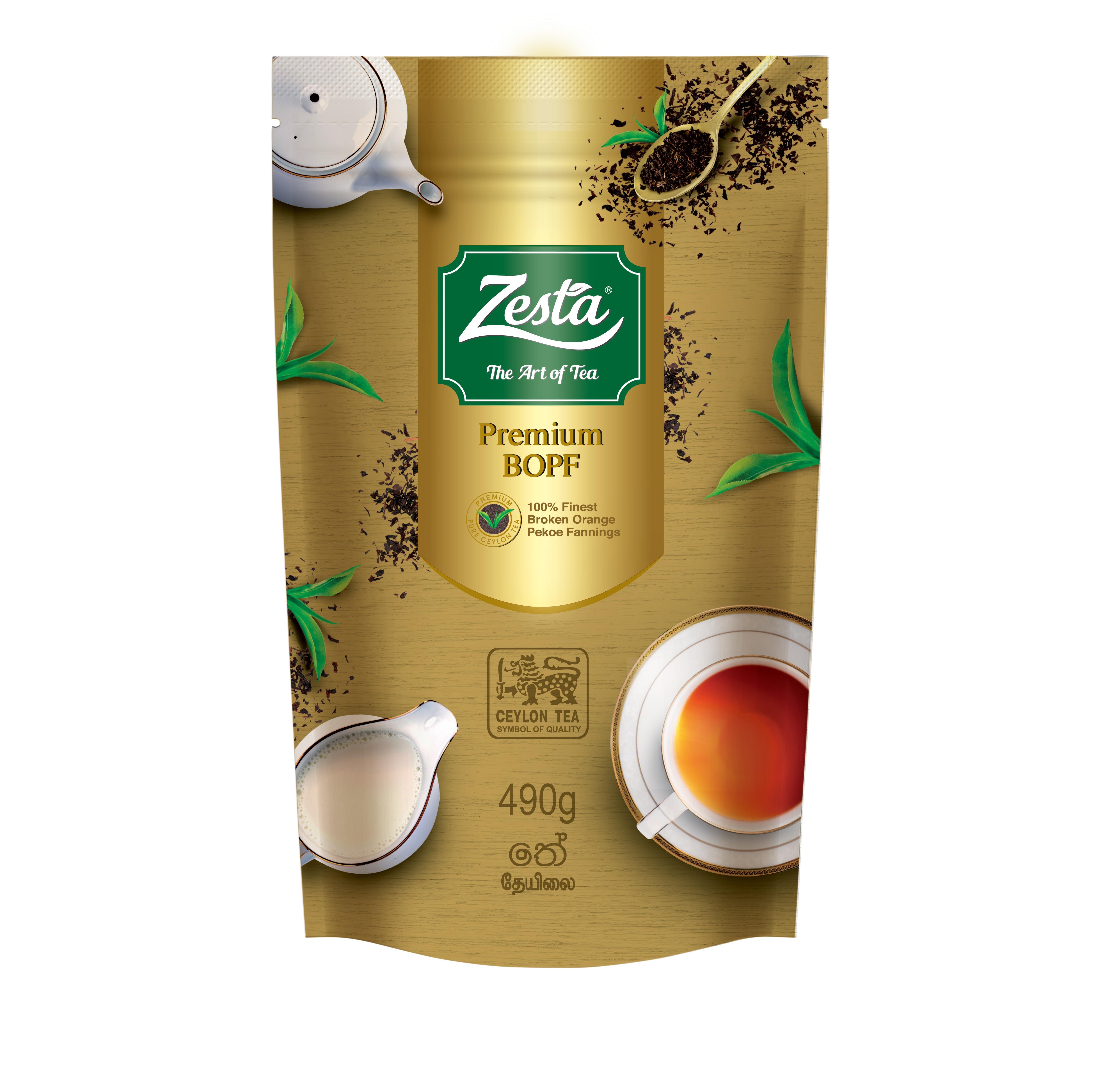 ZESTA TEA 490G - ZESTA - Tea - in Sri Lanka