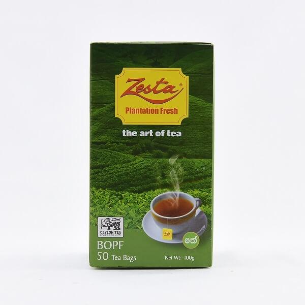 Zesta Tea 50s 100g - ZESTA - Tea - in Sri Lanka
