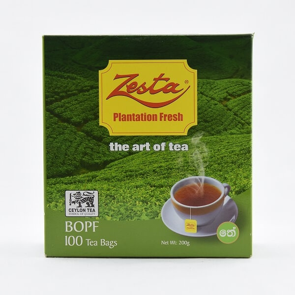 Zesta Tea 100s 200g - ZESTA - Tea - in Sri Lanka