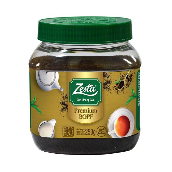 Zesta Tea Pet Bottle 250G - in Sri Lanka