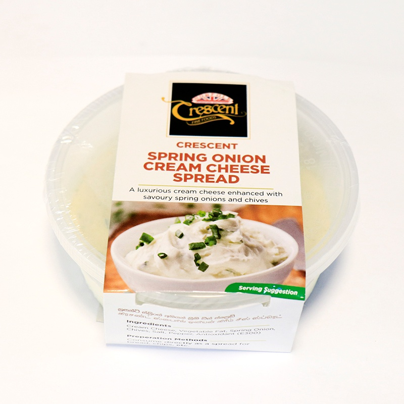 Crescent Dip Spring Onion Cream Cheese 150g - in Sri Lanka