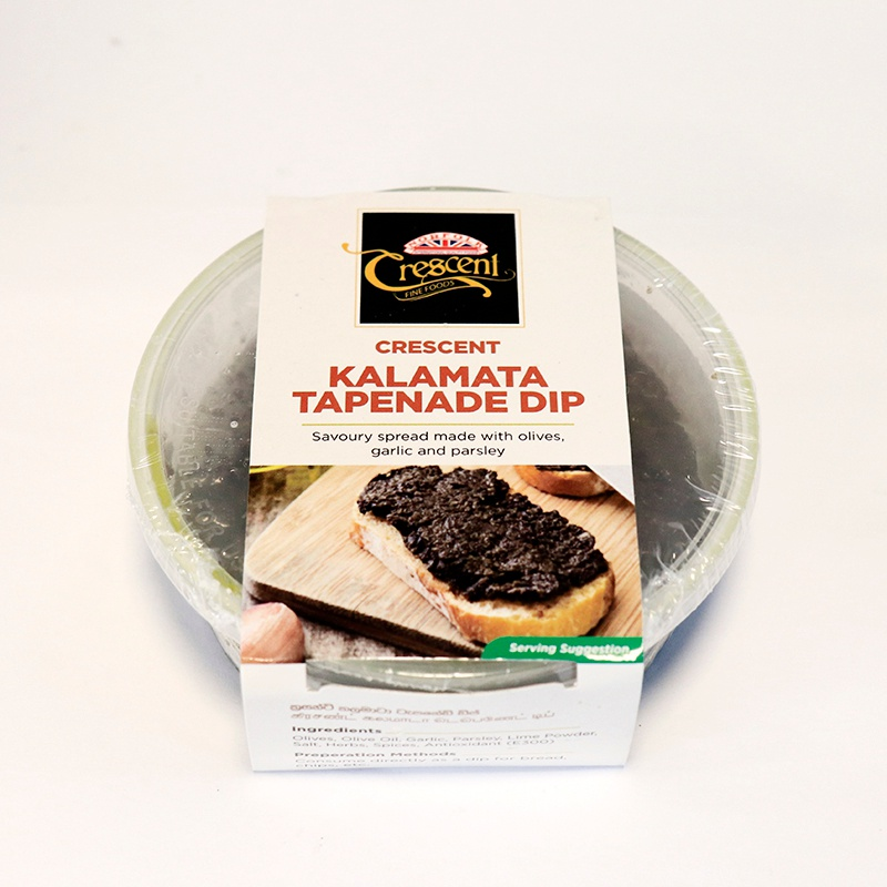 Crescent Kalamata Tapenade Dip 150g - CRESCENT - Spreads - in Sri Lanka