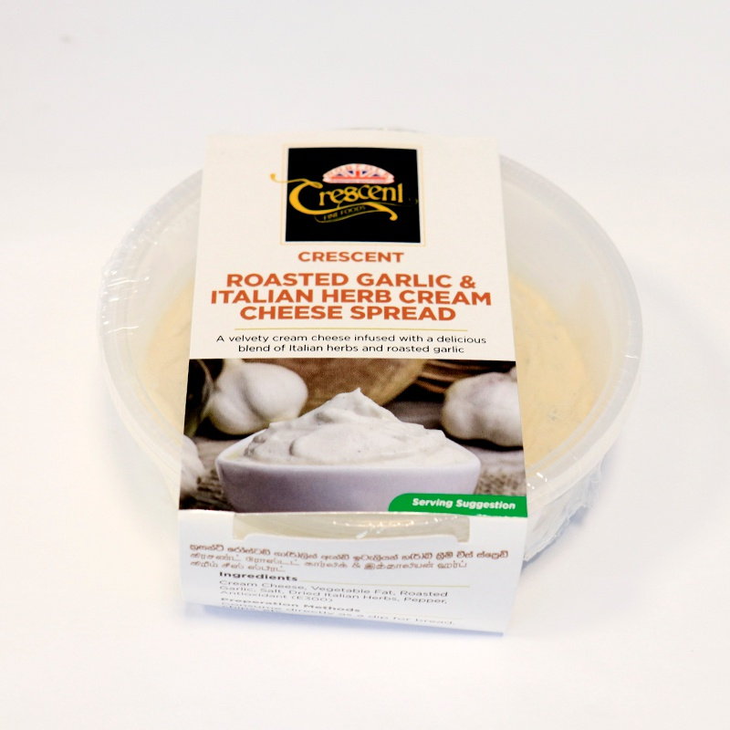 Crescent Dip Roasted Garlic & Italian Cream Cheese 150g - in Sri Lanka