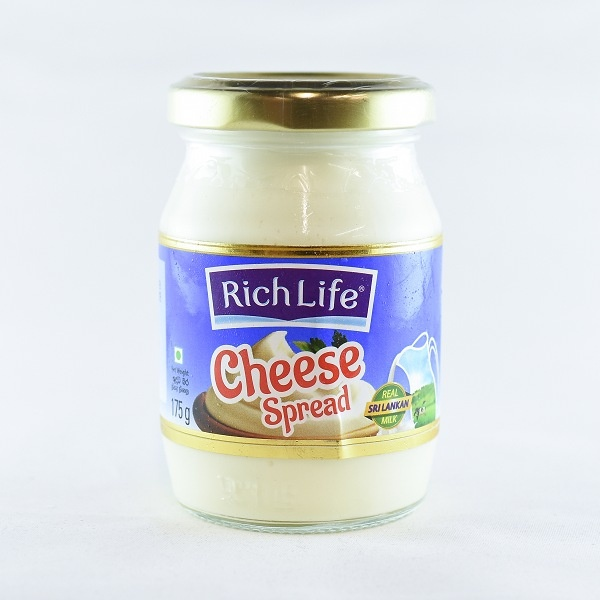 Richlife Spread Cheese 175G - in Sri Lanka