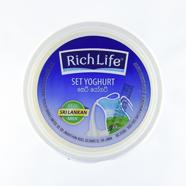 Richlife Set Yoghurt 950G - in Sri Lanka