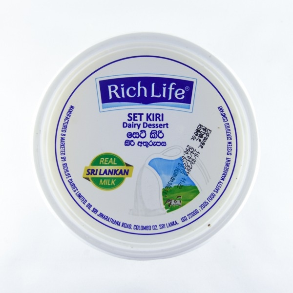 Richlife Set Kiri 950G - RICHLIFE - Curd - in Sri Lanka