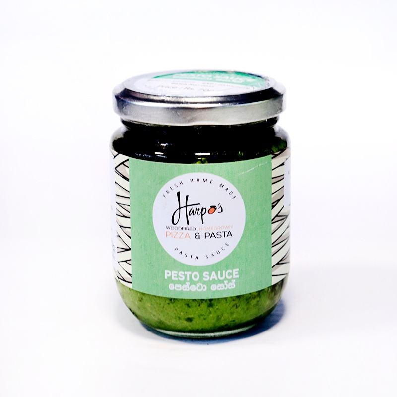 Harpo's Pizza & Pasta Pesto Sauce 200g - HARPO'S PIZZA & PASTA - Spreads - in Sri Lanka