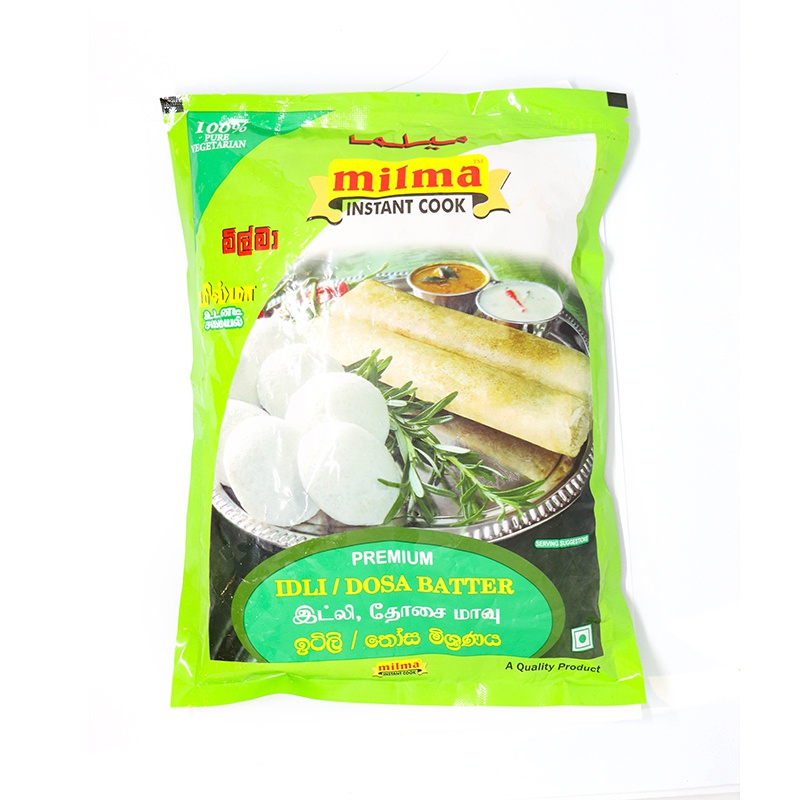 Milma Ready To Cook Dosa Batter 900G - MILMA - Ready To Cook - in Sri Lanka