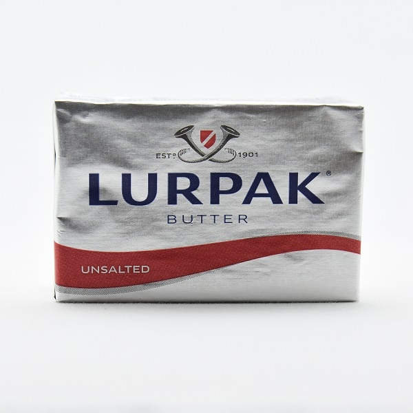 Lurpack Butter Unsalted 200G - in Sri Lanka