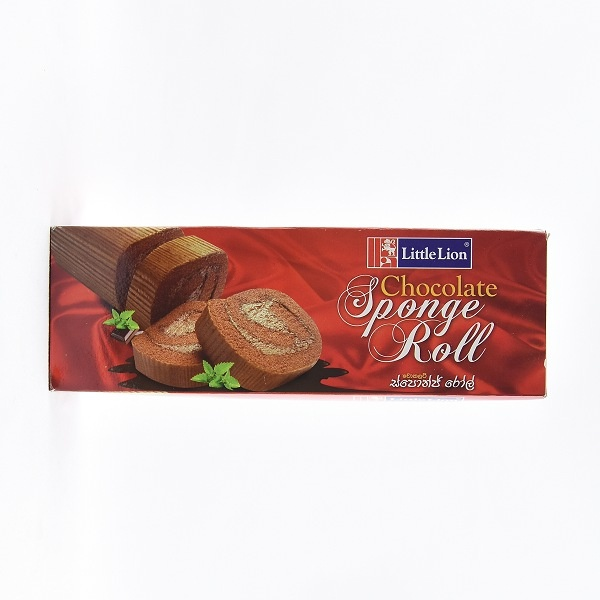 Little Lion Sponge Roll Chocolate 200g - in Sri Lanka