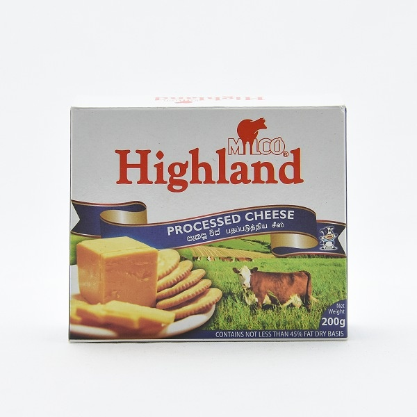 Highland Cheese 200G - in Sri Lanka