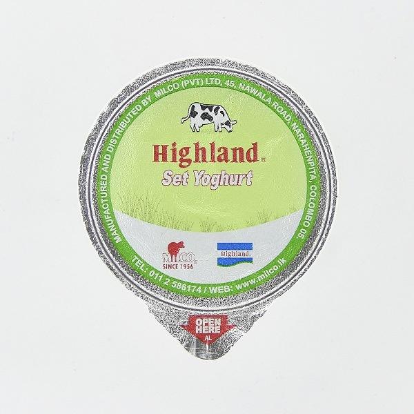 Highland Yoghurt 90G - in Sri Lanka