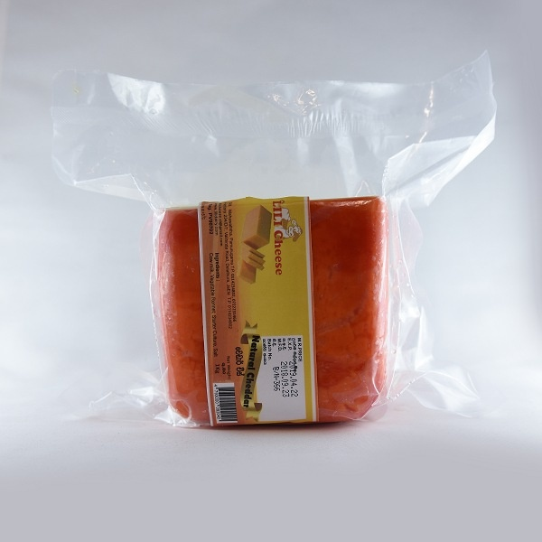 Lili Cheese Cheddar 1Kg - in Sri Lanka