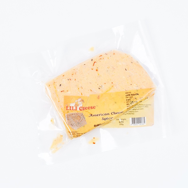 Lili Cheese American Spice 1Kg - in Sri Lanka