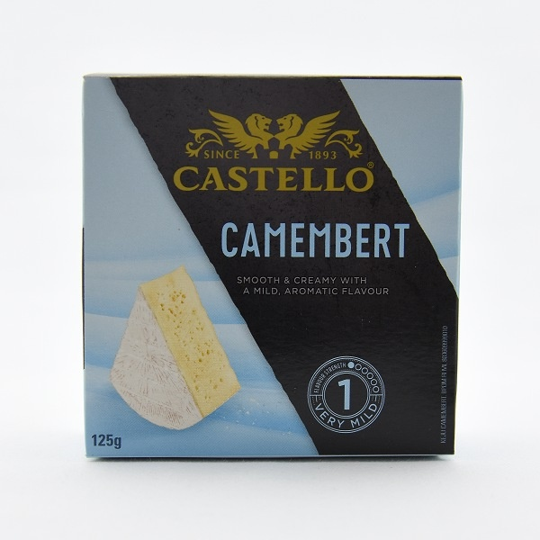 Castello Cheese Camembert 125G - in Sri Lanka