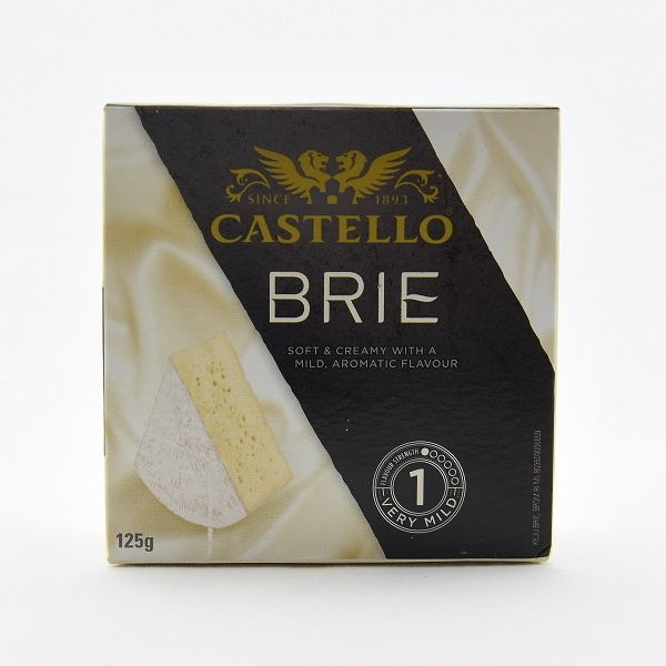 Castello Cheese Danish Brie 125G - CASTELLO - Cheese - in Sri Lanka