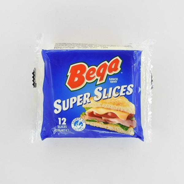 Bega Cheese Super Slices 250G - in Sri Lanka