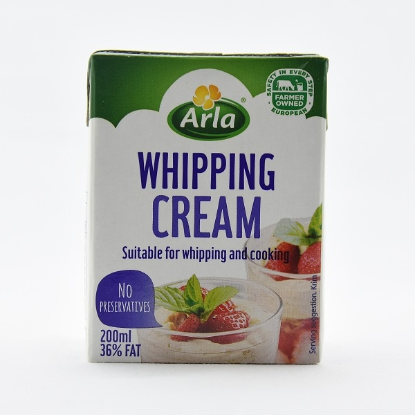 Arla Cream Whipping 200Ml - ARLA - Cream - in Sri Lanka