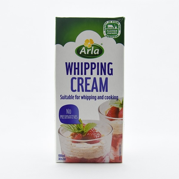 Arla Cream Whipping 1L - ARLA - Cream - in Sri Lanka