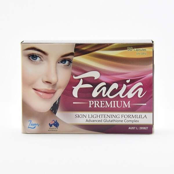 Facia Capsules Premium 30'S - in Sri Lanka