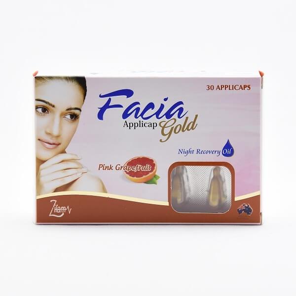 Facia Capsules Gold Applicap 30'S - in Sri Lanka