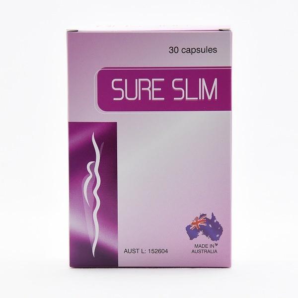 Sure Slim Capssules 30'S - in Sri Lanka