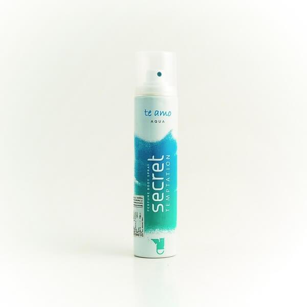 Secret Deo Spray Aqua 120ml - in Sri Lanka