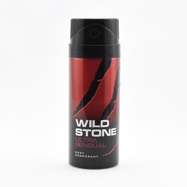 Wild Stone Body Spray Ultra Sensual 150ml - in Sri Lanka