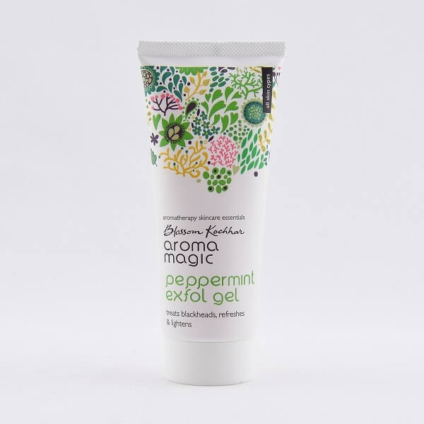 Aroma Magic Face Gel Exfoliating Peppermint 100ml - in Sri Lanka