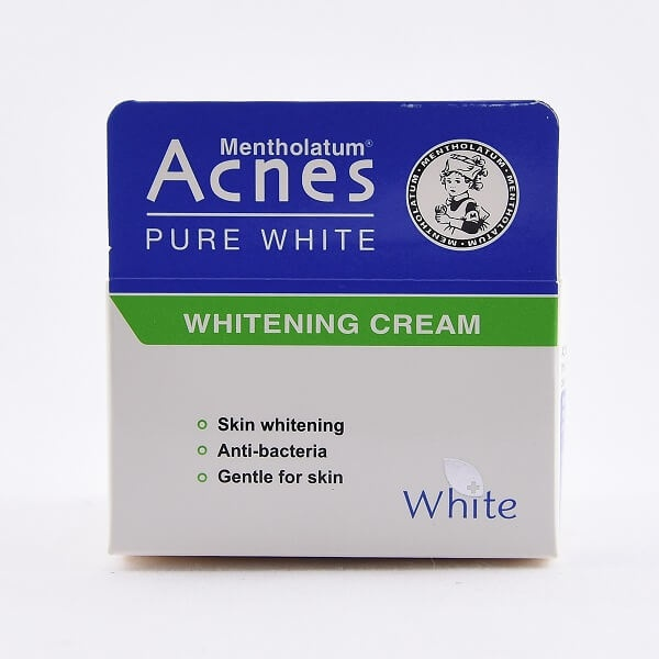 Acnes Face Cream Pure White 40G - in Sri Lanka