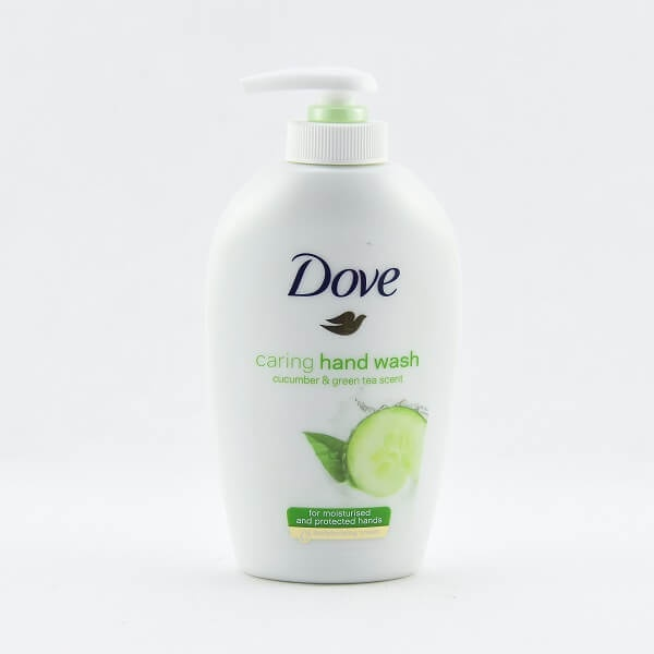 Dove Hand Wash Caring Cucumber & Green Tea Scent 250ml - in Sri Lanka