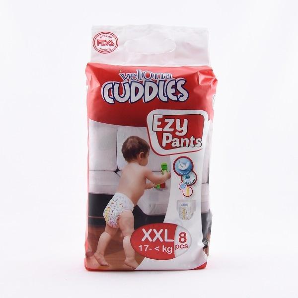 Velona Cuddles Ezy Pant Extra Extra Large 8pcs - in Sri Lanka