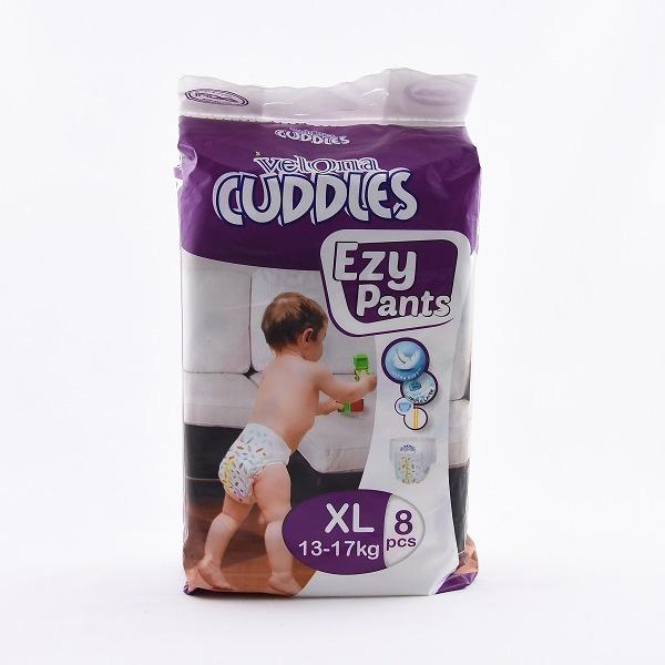 Velona Cuddles Ezy Pant Extra Large 8pcs - in Sri Lanka