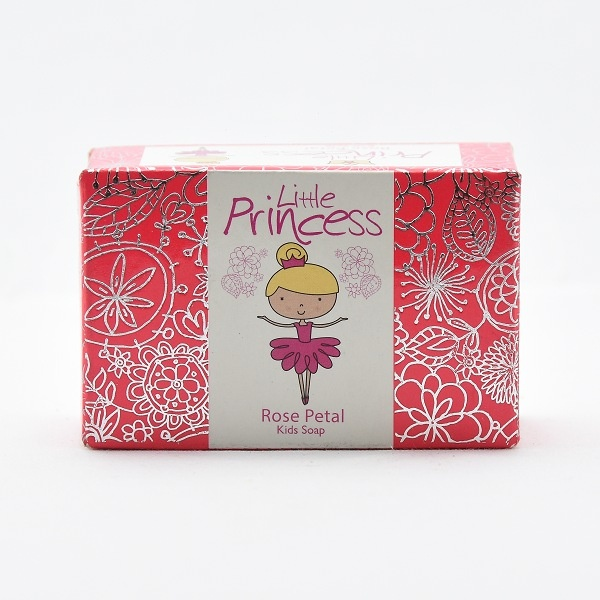 Little Princess Soap Rose Petal 70G - in Sri Lanka