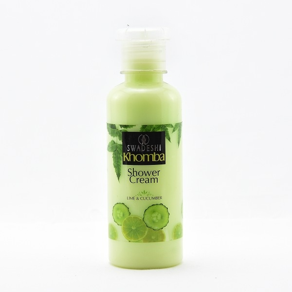 Khomba Shower Cream Lime & Cucumber 250ml - in Sri Lanka