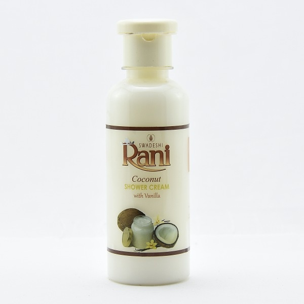 Rani Shower Cream Coconut & Vanilla 250ml - in Sri Lanka