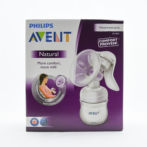 Philips Avent Breast Pump Natural - in Sri Lanka