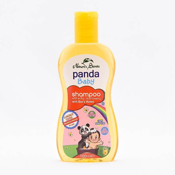 Panda Baby Shampoo Bee's Honey 100ml - in Sri Lanka